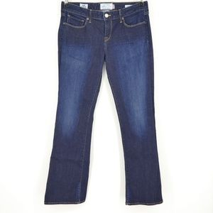 Lucky Brand Dark Wash Ankle Lolita Bootcut Jeans